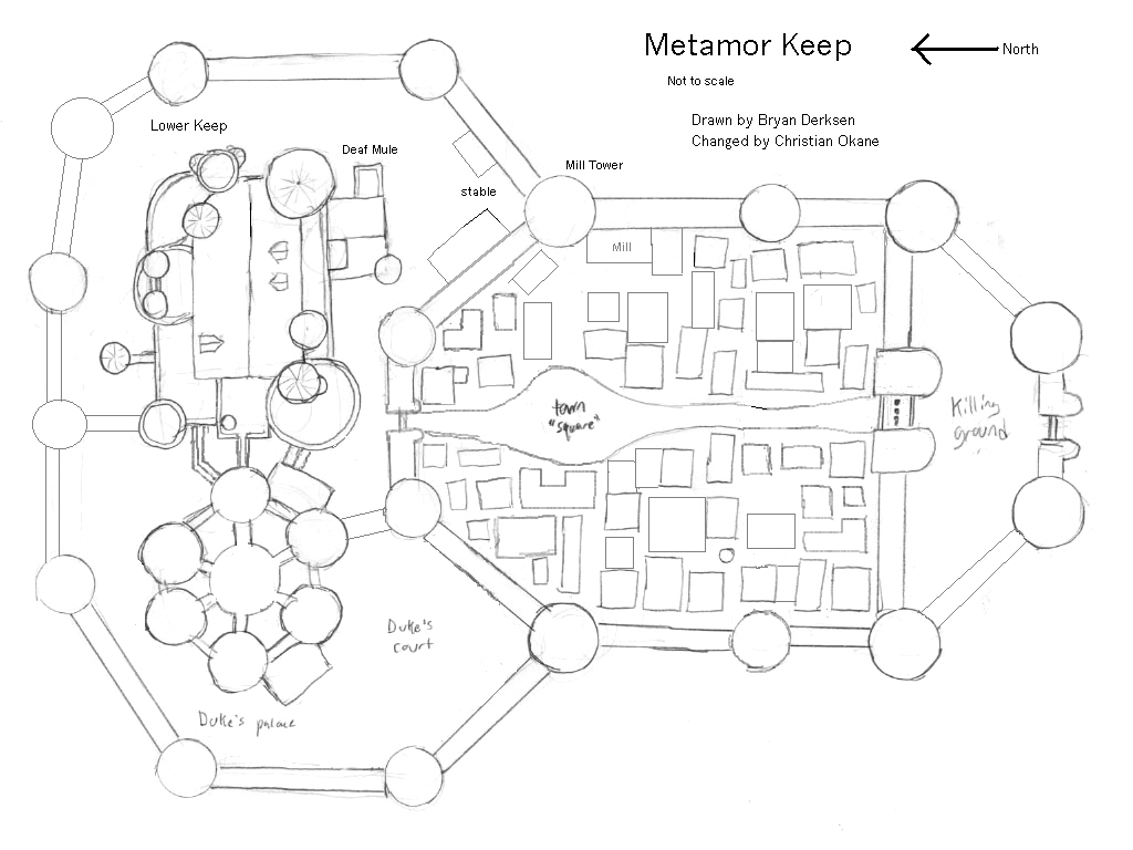 Metamor Keep Castle Design Pinterest Medieval Castle
